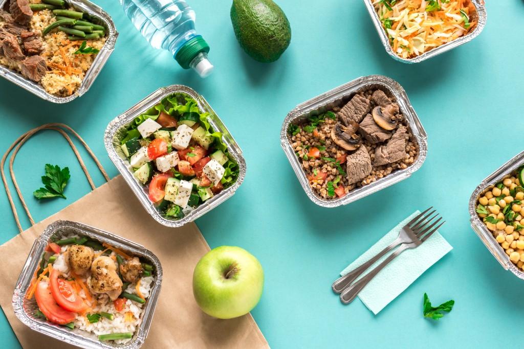 Delivery Healthy Food