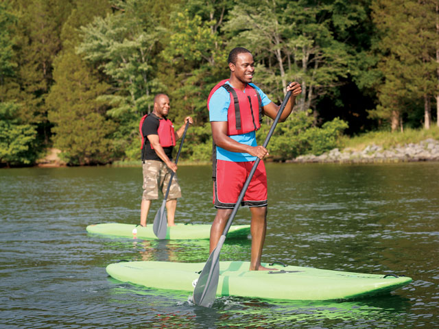 Stand Up Paddle Boarding Va State Parks