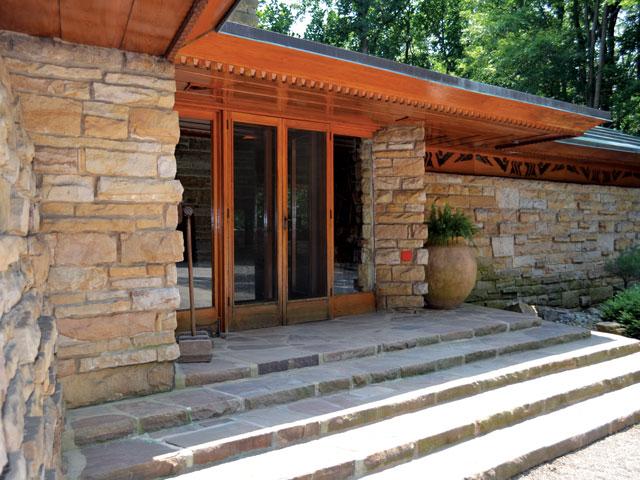 Laurel Highlands Visitors Bureau, Frank Lloyd Wright's House On Kentuck Knob (3)