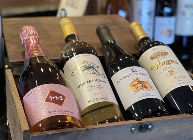 Ser Warrior Wine Pack