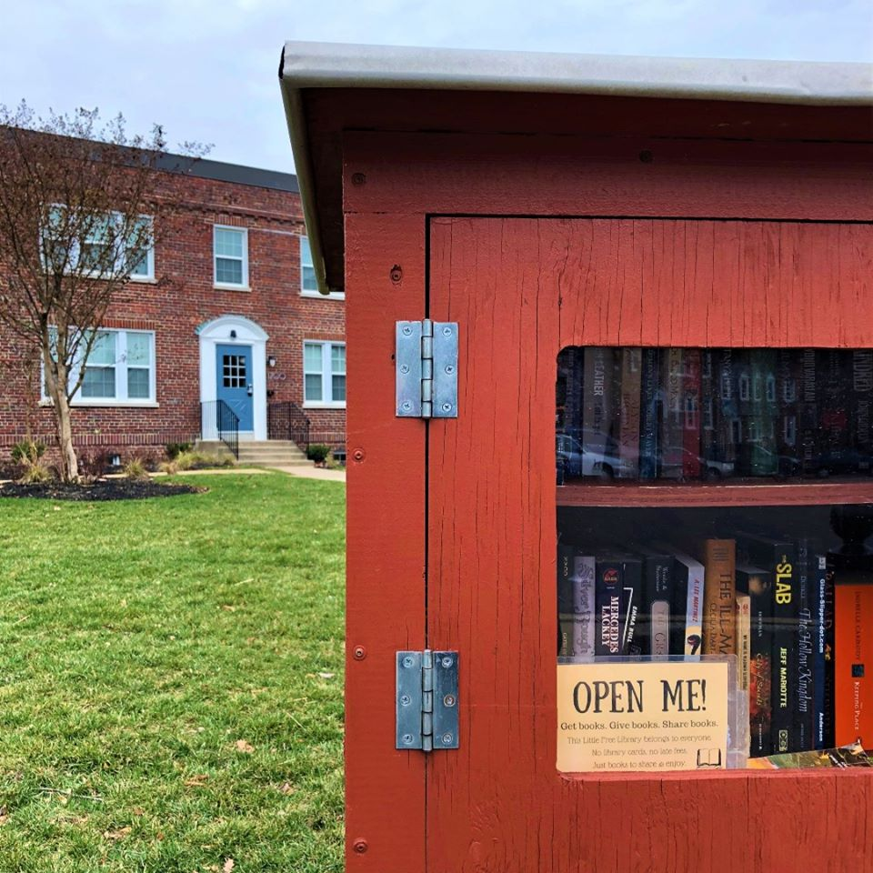 Ahc Fb Post Library Colonial Village