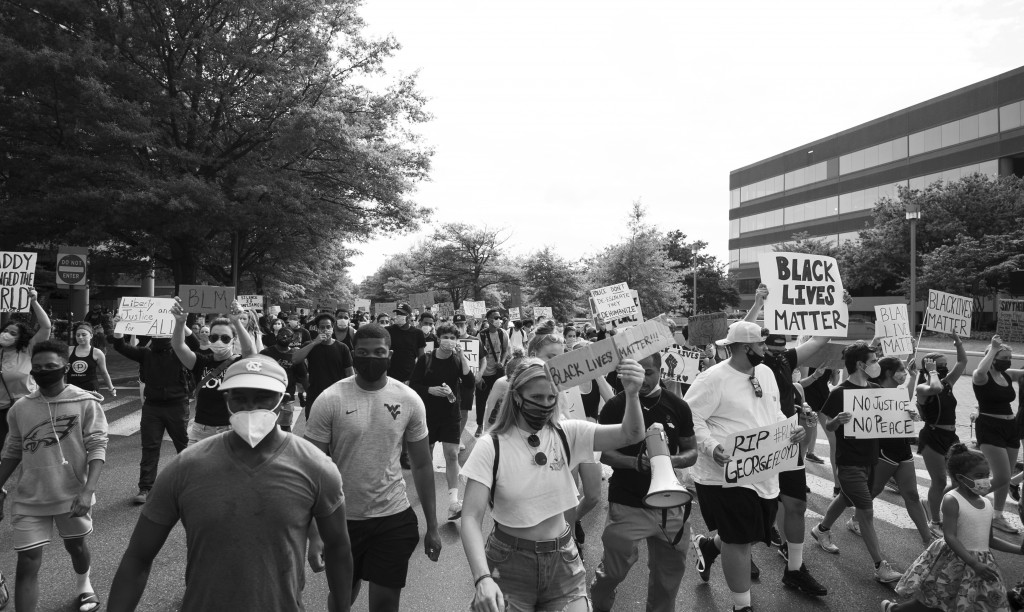 Protest Shot By Alex Sakes Photography
