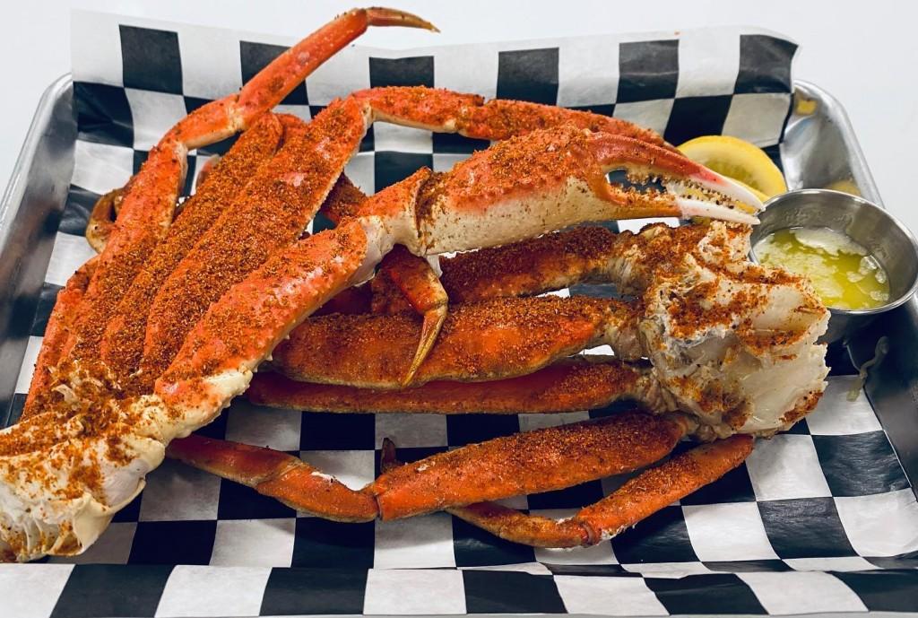 Dudleys Crab Legs