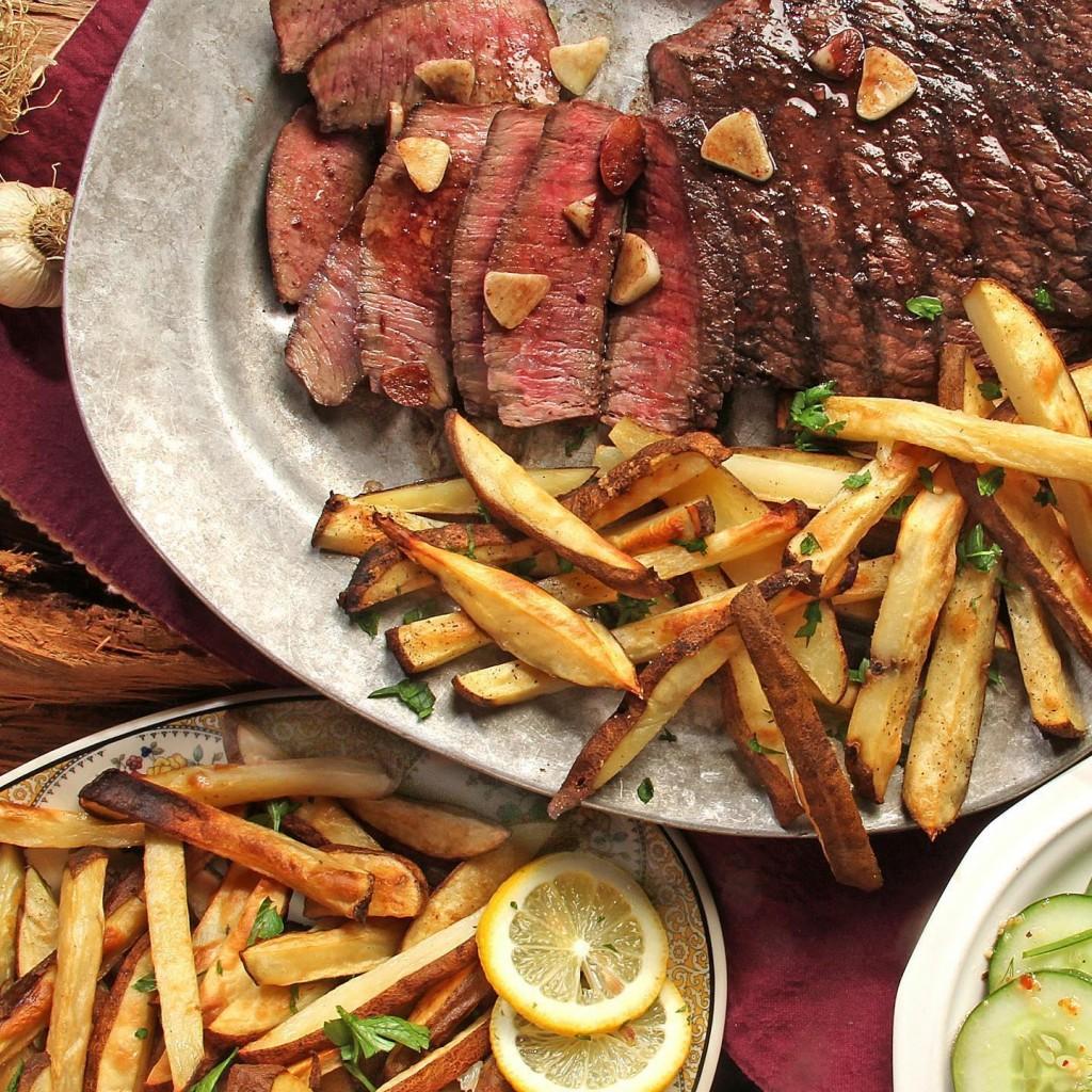 La Cote Dor Steak Frites