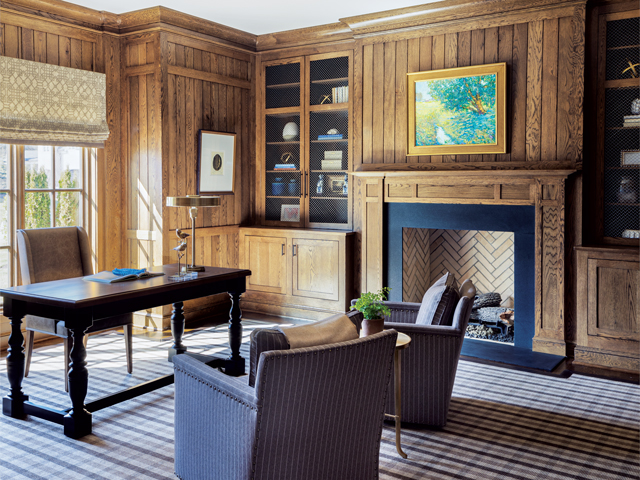 Interiors By Rebecca Penno Of Penno Interiors, Photo By Angela Newton Roy, Home By Artisan Builders
