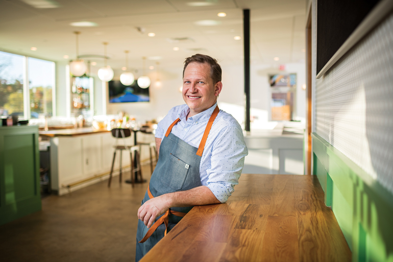Chef Matt Hill