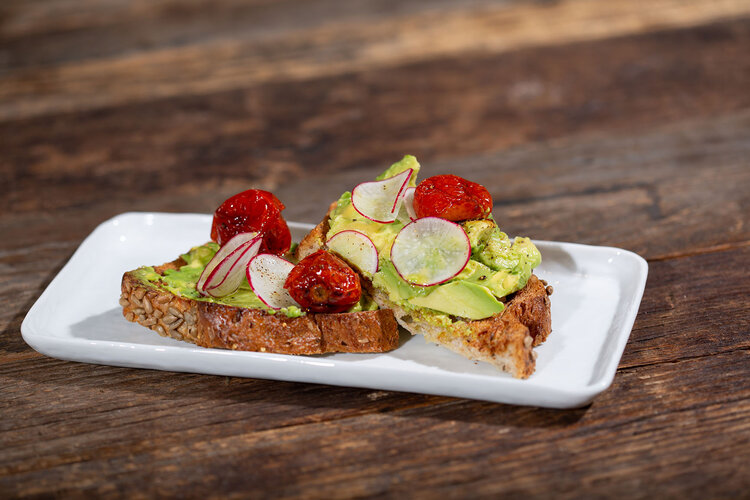 Roots Provisions Toast