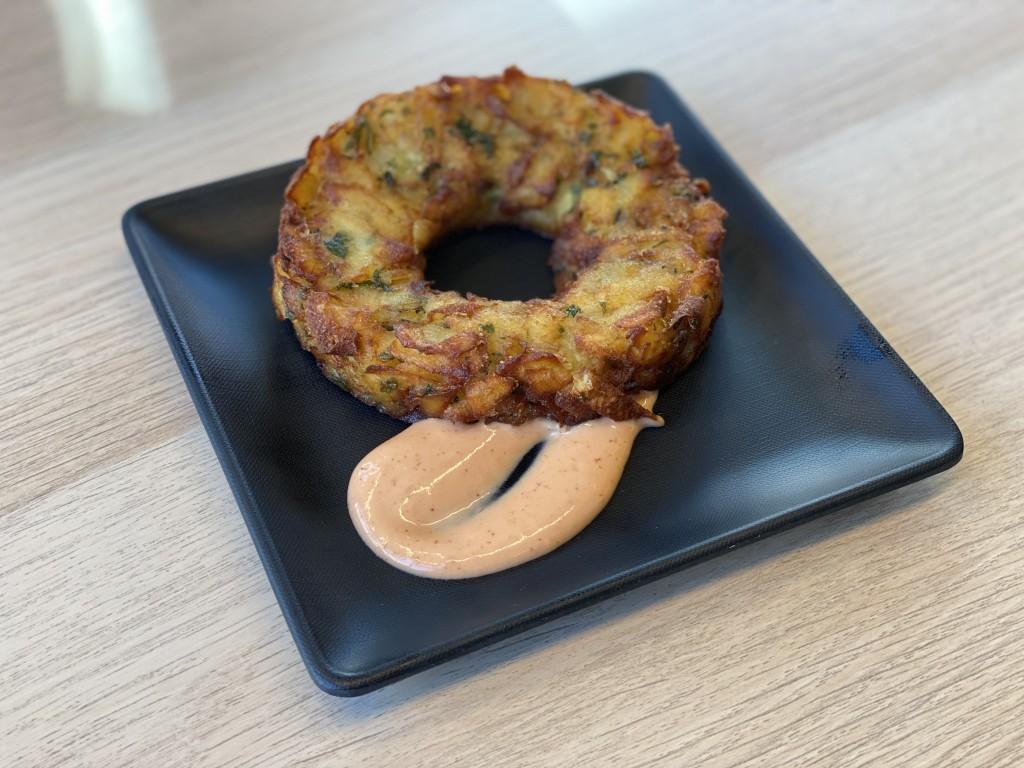 Latke Doughnut