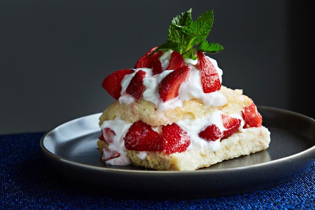 Strawberry Shortie