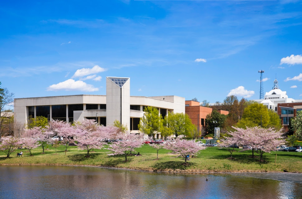 Image Of The Center For The Arts At George Mason University