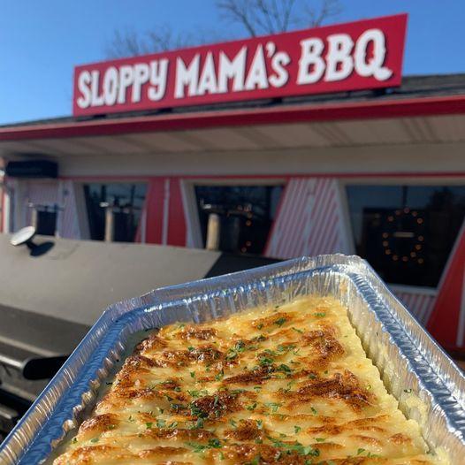 Sloppy Mamas Smoked Brisket Pie