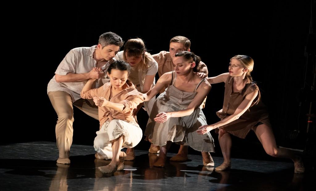 Bowen Mccauley Dance Co. Presents An Encore Performance At Dance Place (11/16/2019)