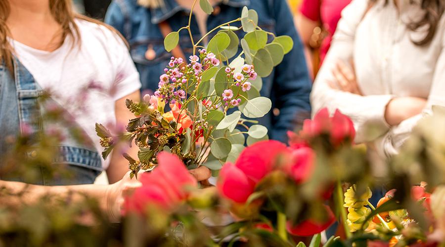 Rosslyn Flower Market