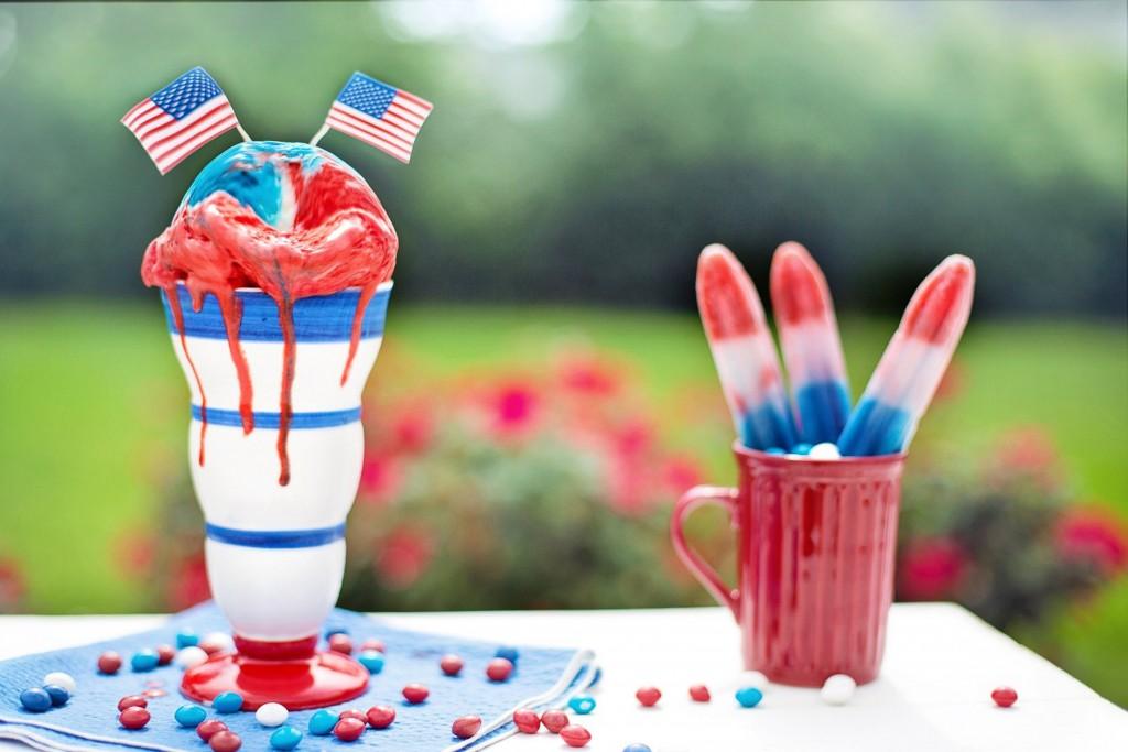Mcc Fourth Of July Ice Cream