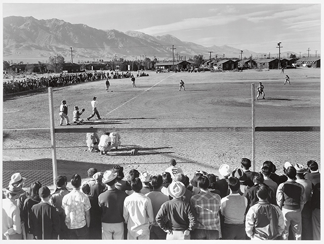 Manzanar Relocation Center California Loc