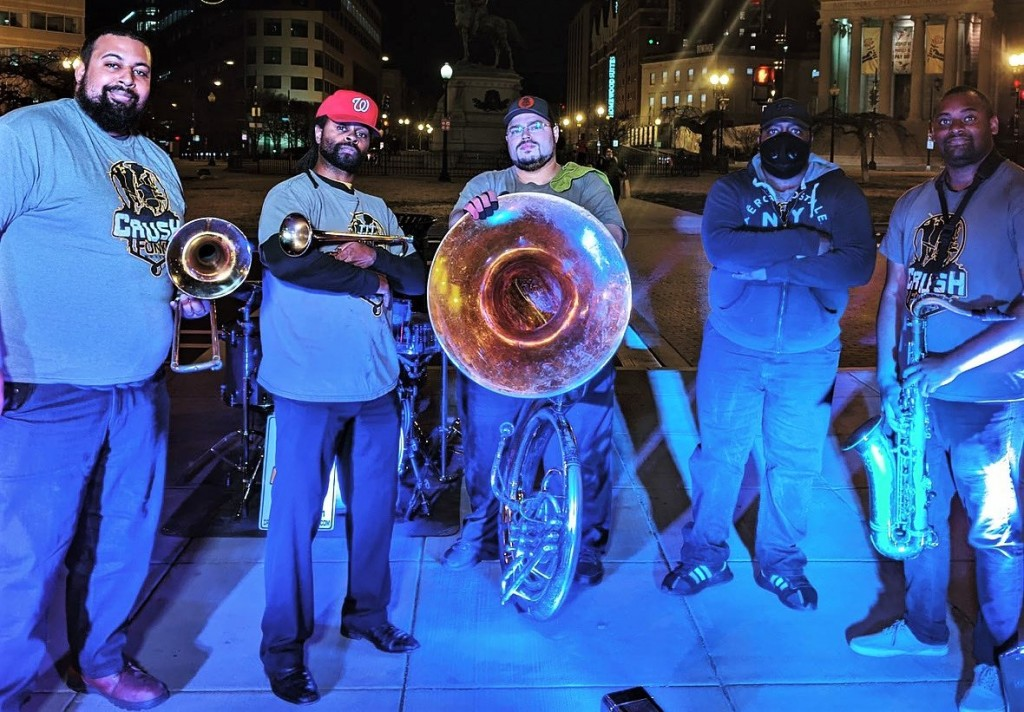 Crash Funk Brass Band