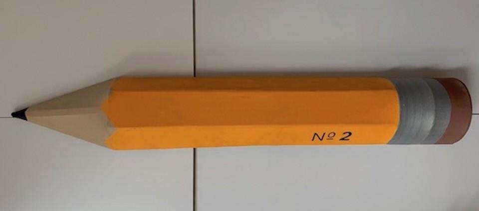 Jeanne Garantno2 Pencil