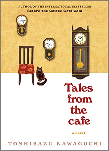 Tales From The Cafe